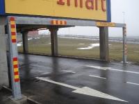 Maxhöjd skylt Ikea