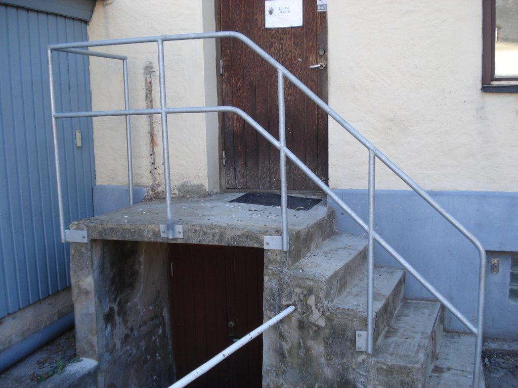 trappracke-enkel